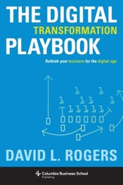 Cover boek 'The Digital Transformation Playbook'